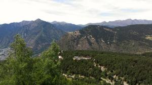 Vista desde las Agujas