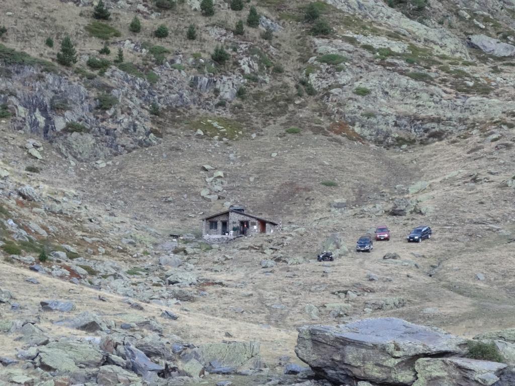 Pla de l'estany refugio Joan Canut