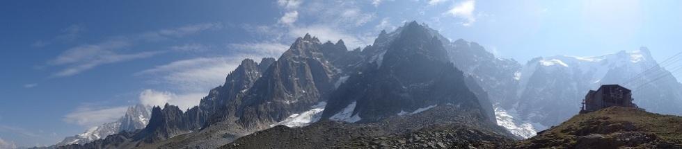 Plan de l'Aiguille Chamonix