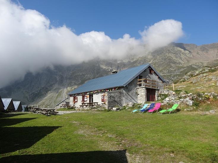 Refugio de Lorriaz
