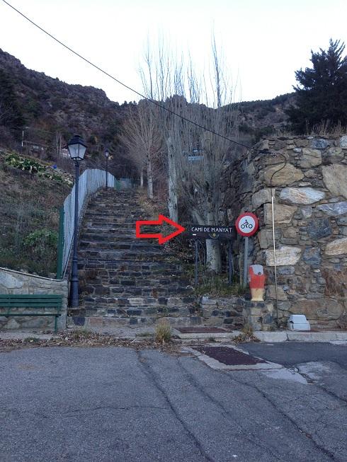 Cami de Manyat