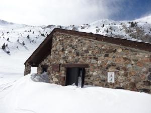 Refugio de Prat Primer