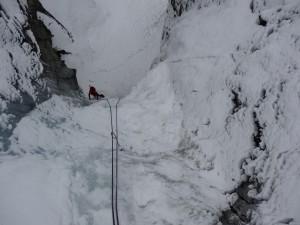 Lillaz Gully - Cogne - Aosta - Italia