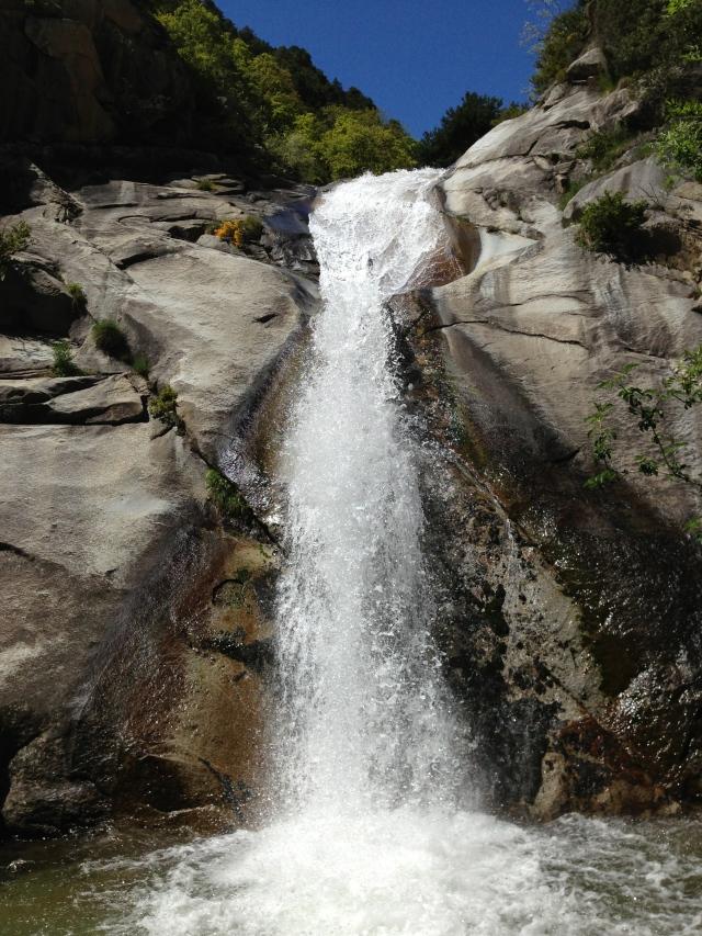 Cascada de Sant Vicens de Enclar