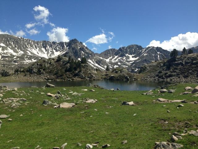 Andorra Ultra Trail 2013 Mitic LLegando a l'Illa