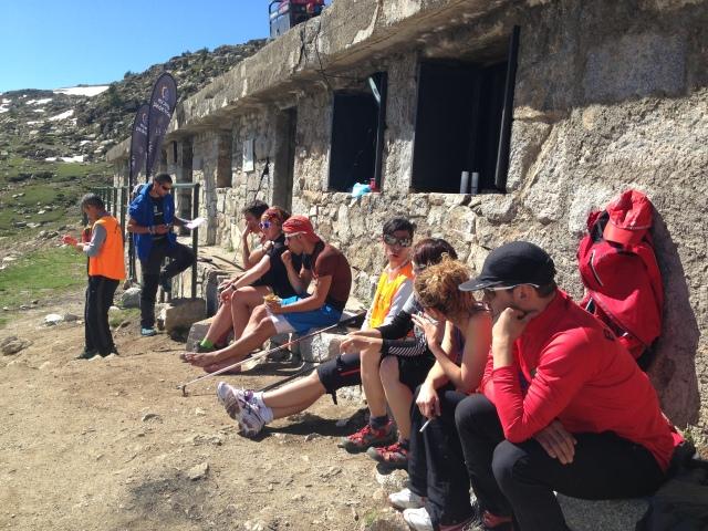 Andorra Ultra Trail 2013 Mitic en  l'Illa