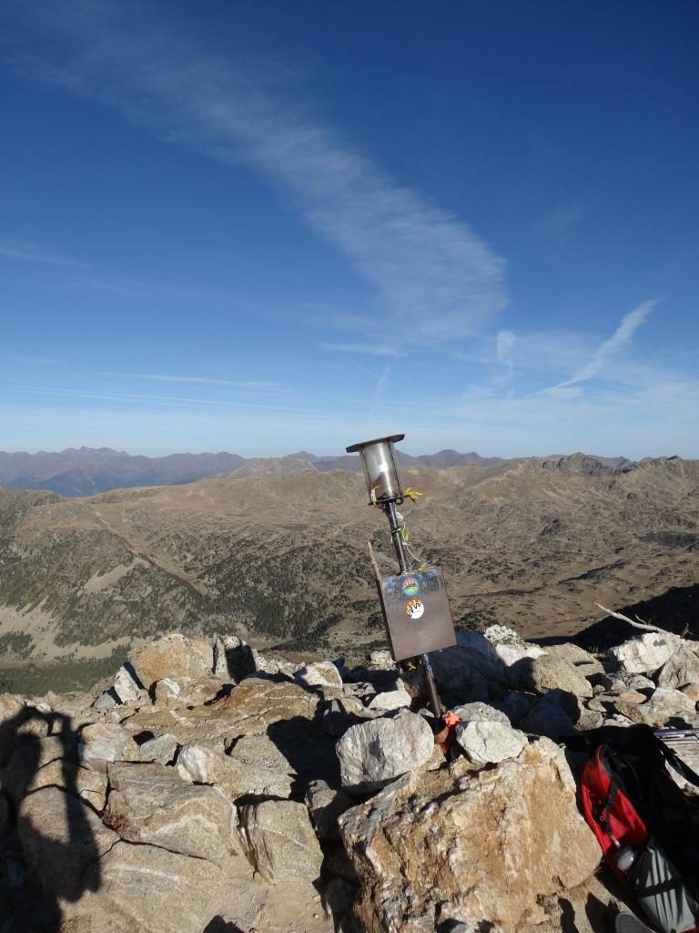Pico de la Portelleta o Tossa Plana de Lles