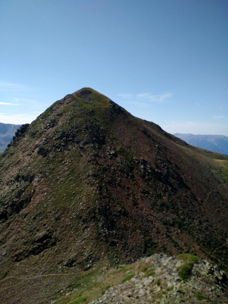 Vista del Pico de Besalí