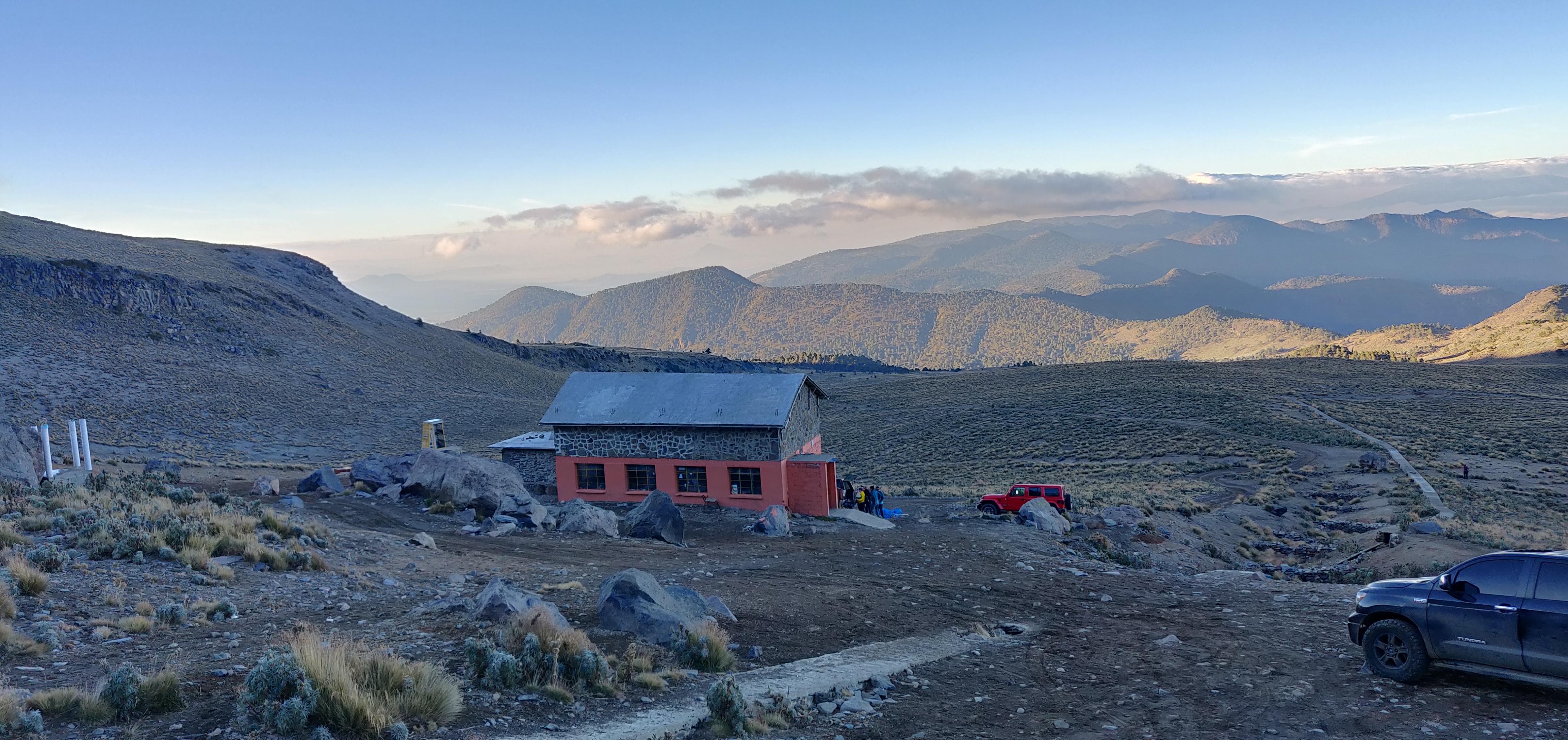 Refugio de Piedra Grande